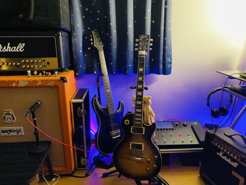 Makoto Guitar ギター使用機材一覧