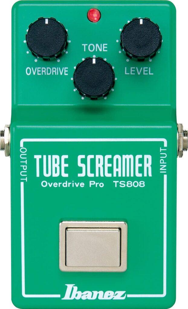 Ibanez Tubescreamer Overdrive Pro TS808