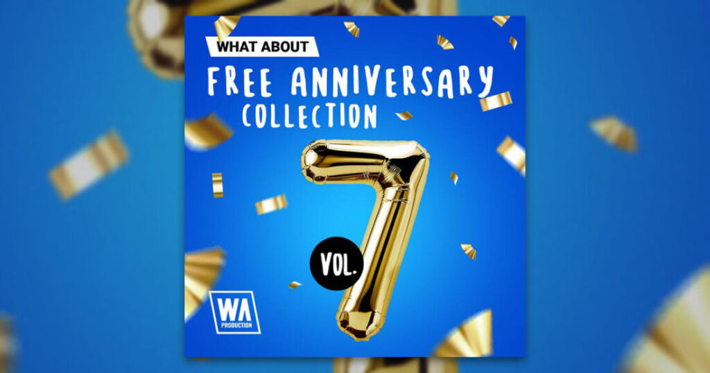 Free Anniversary Collection Vol. 7