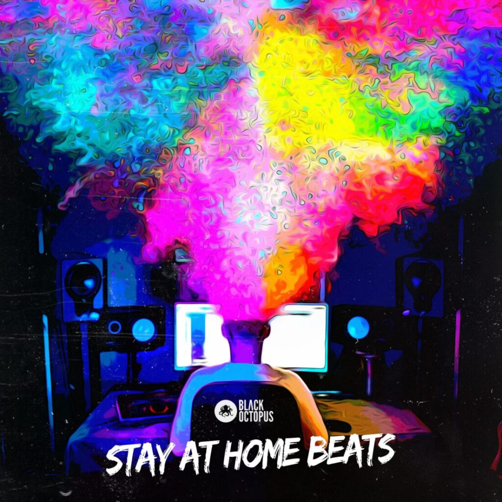 Black Octopus - STAY AT HOME BEATS