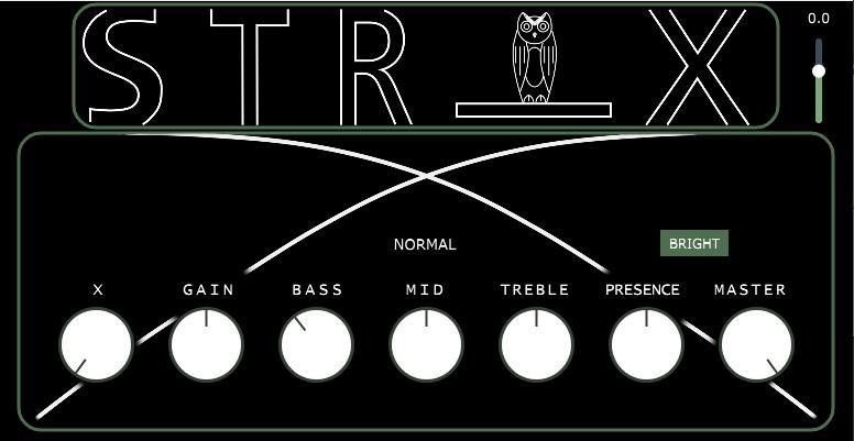 Strix Audio STR-X