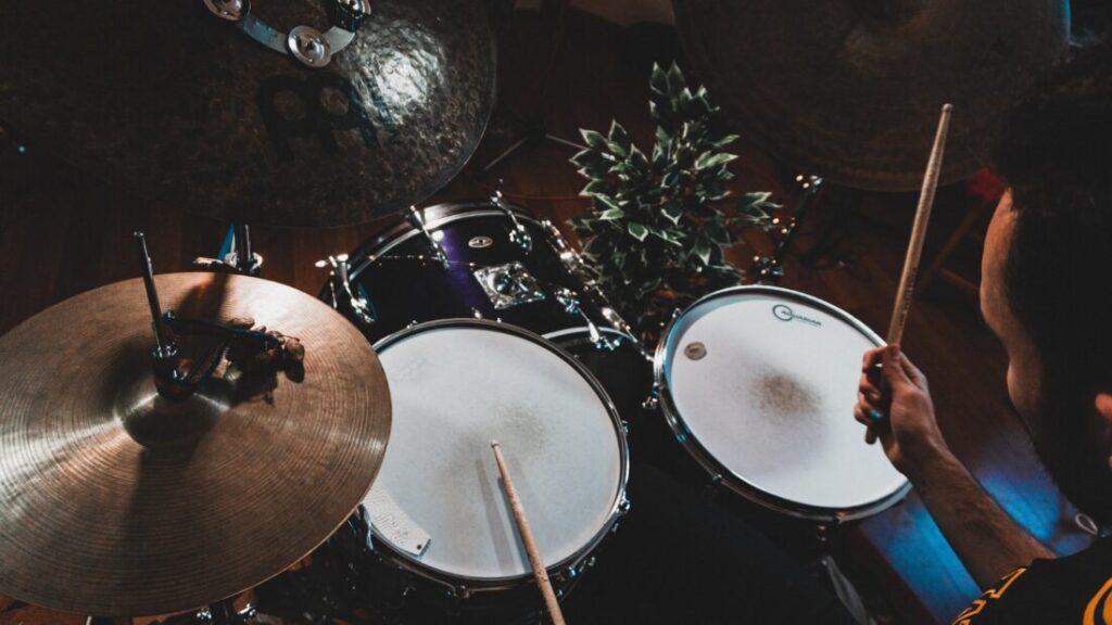 セルフドラムレコーディング
