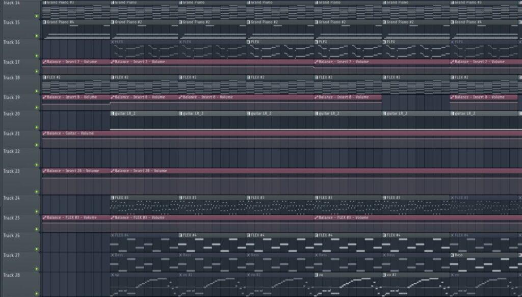 FL Studio プレイリスト
