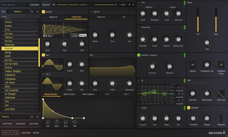 808 Studio 2
