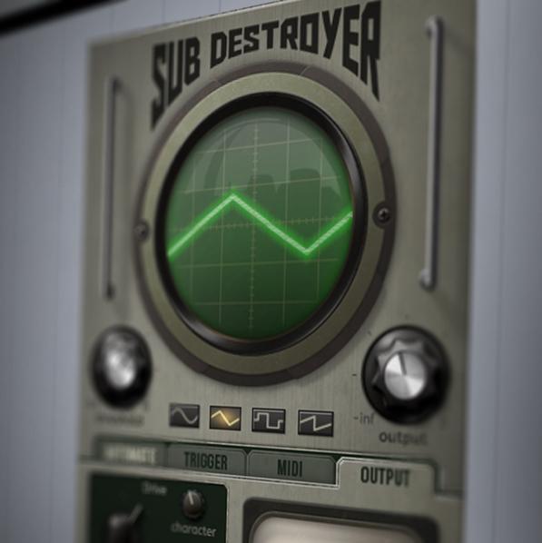 JST Sub Destroyer
