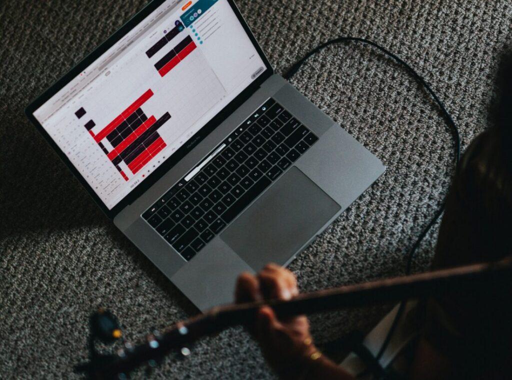エレキギター ミキシングテクニック
