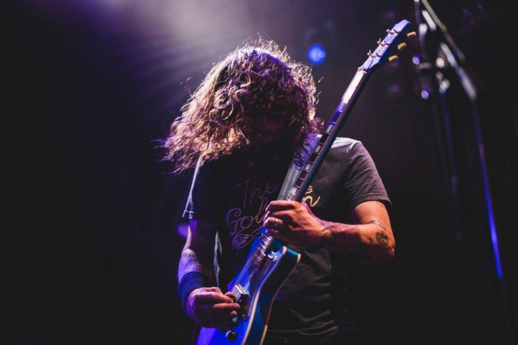 プログレッシブメタル ギター